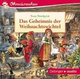 Das Geheimnis der Weihnachtswichtel, 1 Audio-CD