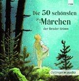Die 50 schönsten Märchen der Brüder Grimm, 7 Audio-CDs