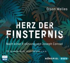 Herz der Finsternis. Nach einer Erzählung von Joseph Conrad, 2 Audio-CDs - Welles, Orson