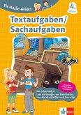 Die Mathe-Helden. Textaufgaben/Sachaufgaben 4. Klasse