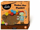 Olchi Spiel Wanken über Planken (Kinderspiel)