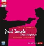 Paul Temple und der Fall Madison, 1 MP3-CD