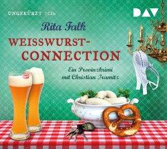 Weißwurstconnection / Franz Eberhofer Bd.8 (7 Audio-CDs) - Falk, Rita