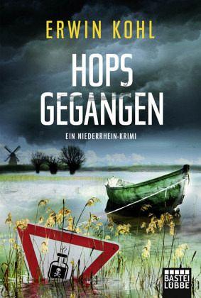 Buch-Reihe Niederrhein-Krimi