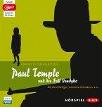 Paul Temple und der Fall Vandyke, 1 Audio-CD, 1 MP3