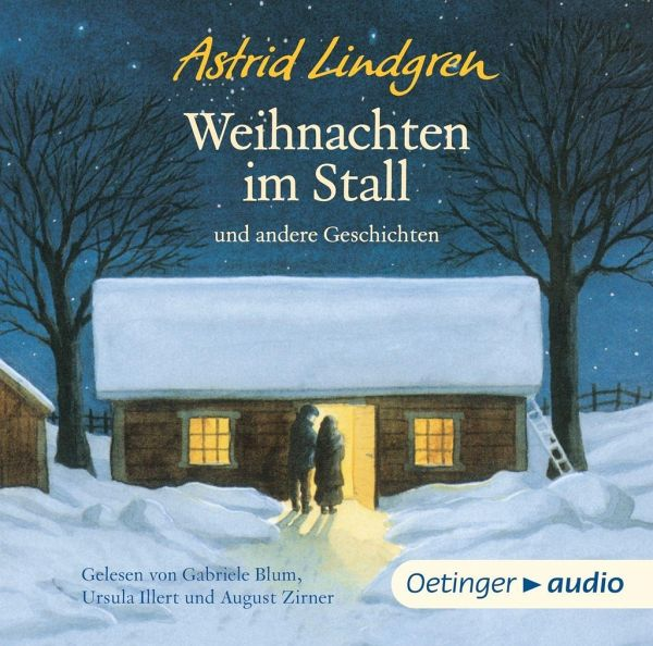 weihnachten im stall und andere geschichten 1 audio cd. Black Bedroom Furniture Sets. Home Design Ideas