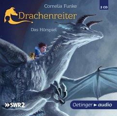 Drachenreiter Bd.1 (2 Audio-CDs) - Funke, Cornelia