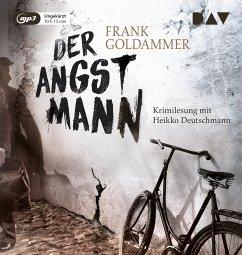 Der Angstmann / Max Heller Bd.1 (1 MP3-CDs) - Goldammer, Frank
