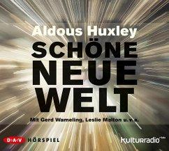 Schöne neue Welt, 2 Audio-CDs - Huxley, Aldous