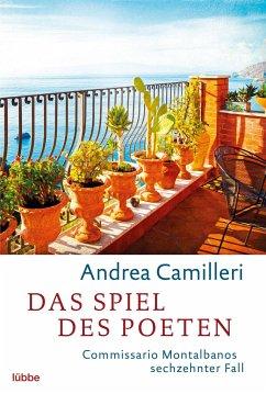 Das Spiel des Poeten / Commissario Montalbano Bd.16 - Camilleri, Andrea