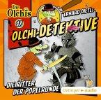 Die Ritter der Popelrunde / Olchi-Detektive Bd.17 (1 Audio-CD)