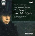 Der seltsame Fall des Dr. Jekyll und Mr. Hyde, 1 MP3-CD