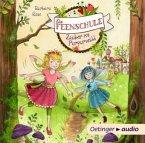 Zauber im Purpurwald / Die Feenschule Bd.1 (1 Audio-CD)