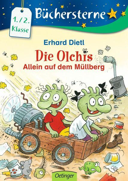Buch-Reihe Die Olchis Büchersterne 1. Klasse von Erhard Dietl