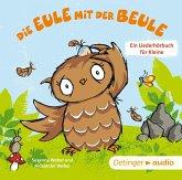 Die Eule mit der Beule, 1 Audio-CD