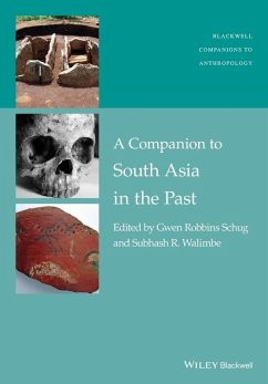 A Companion to South Asia in the Past (eBook, PDF) - Schug, Gwen Robbins; Walimbe, Subhash R.
