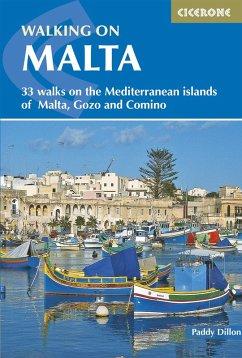 Walking on Malta (eBook, ePUB) - Dillon, Paddy