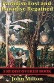 Paradise Lost and Paradise Regained (Rediscovered Books) (eBook, ePUB)