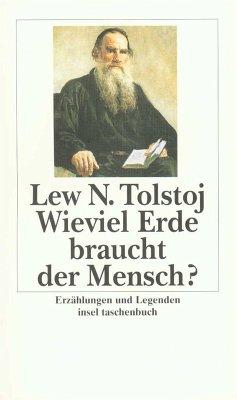 Wieviel Erde braucht der Mensch? (eBook, ePUB) - Tolstoj, Lew