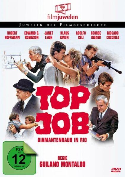 top job diamantenraub in rio film auf dvd. Black Bedroom Furniture Sets. Home Design Ideas