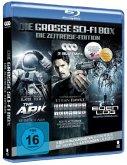 Die Große Sci-Fi Box - Die Zeitreise-Edition (Eden Log, The Ark - Wir sind nicht allein, Predestination) DVD-Box