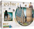 Harry Potter Hogwarts Große Halle 3D (Puzzle)