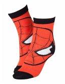 Marvel Socken -43/46- Spiderman, rot