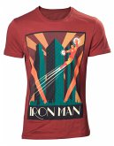 Marvel T-Shirt -S- Iron Man