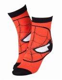 Marvel Socken -39/42- Spiderman, rot