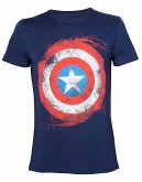 Marvel T-Shirt -2XL- Captain America Schild