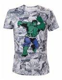 Marvel T-Shirt -S- Hulk