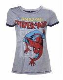 Marvel T-Shirt (Damen) -S- The Amazing Spiderman