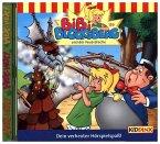 Bibi Blocksberg und der Feuerdrache, Audio-CD