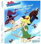 Bibi Blocksberg - Was ist nur mit Papi los?, 2 Audio-CDs