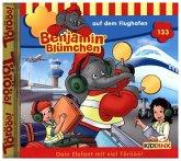 Auf dem Flughafen / Benjamin Blümchen Bd.133 (Audio-CD)