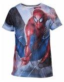 Spiderman T-Shirt -86-92- Web Shooter