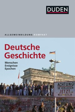 Duden Allgemeinbildung Deutsche Geschichte - Emmerich, Alexander; Jankrift, Kay Peter; Kockerols, Bernd; Müller, Wolfdietrich