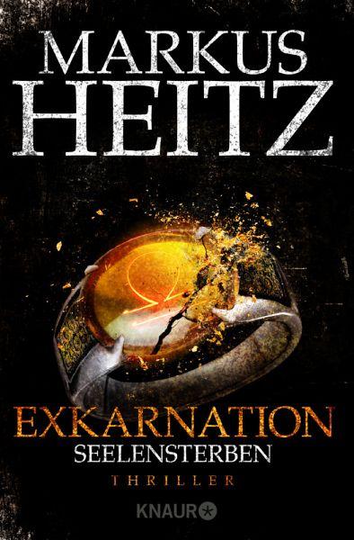 Buch-Reihe Exkarnation von Markus Heitz