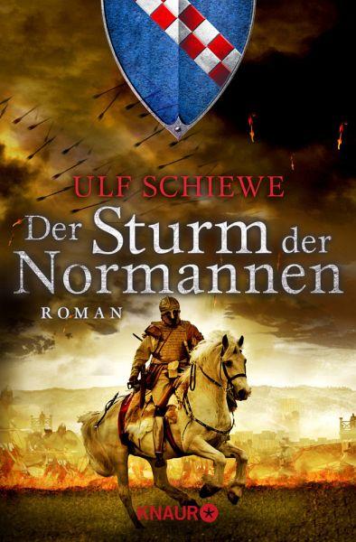 Buch-Reihe Normannensaga von Ulf Schiewe