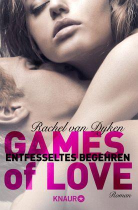 Buch-Reihe Games of Love