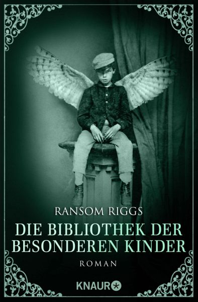 Buch-Reihe Besondere-Kinder-Trilogie