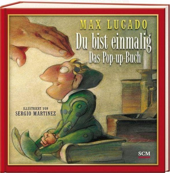 Du bist einmalig - Das Pop-up-Buch von Max Lucado - Buch