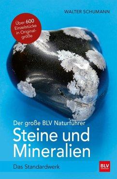 Der große BLV Naturführer Steine- und Mineralie...
