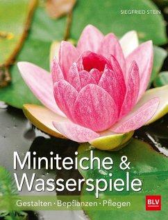 Miniteiche und Wasserspiele - Stein, Siegfried