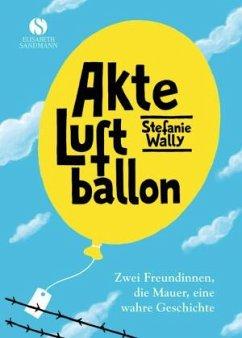 Akte Luftballon - Wally, Stefanie