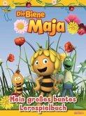 Die Biene Maja - Mein großes buntes Lernspielbuch