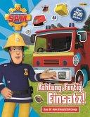 Feuerwehrmann Sam: Bau dir dein Einsatzfahrzeug!