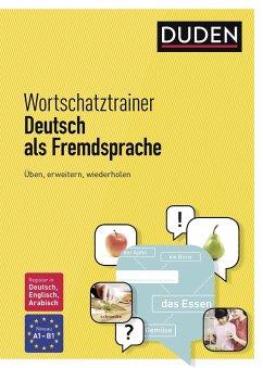Wortschatztrainer Deutsch als Fremdsprache