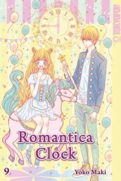 Tokyopop Romantica Clock / Romantica Clock Bd.9
