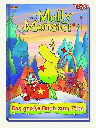 Molly Monster - Das große Buch zum Film - Siegers, Ted